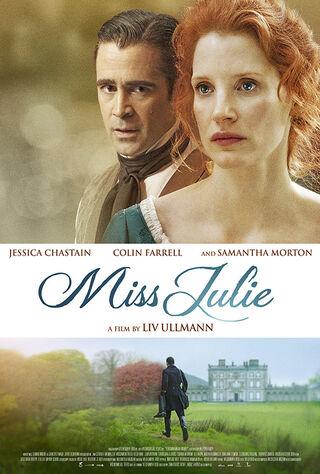 Miss Julie (2014) Main Poster