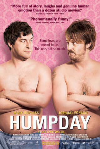 Humpday (2009) Main Poster
