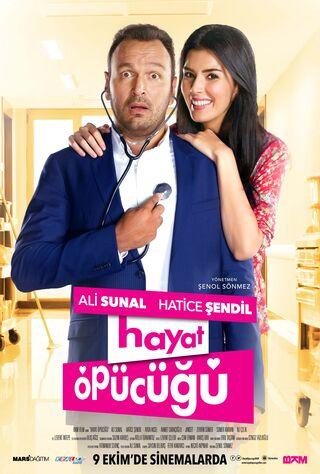 Hayat Öpücügü (2015) Main Poster