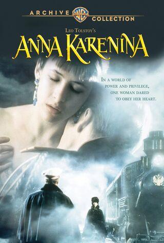 Anna Karenina (1997) Main Poster