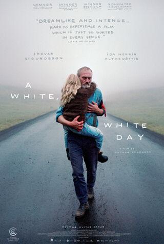 A White, White Day (2019) Main Poster