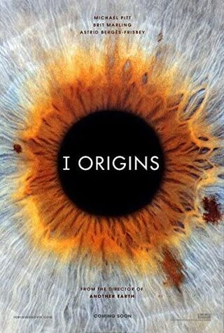 I Origins (2014) Main Poster