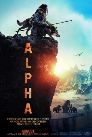 Alpha (2018) Main Poster