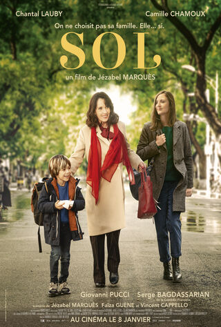 Sol (2020) Main Poster
