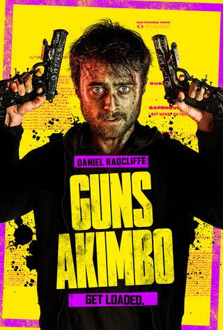 Guns Akimbo (2020) Main Poster