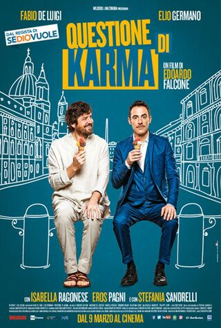It's All About Karma (2017) Main Poster