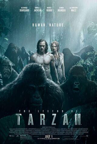 The Legend of Tarzan (2016) Main Poster