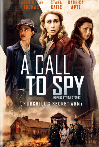 A Call To Spy (2020) Main Poster