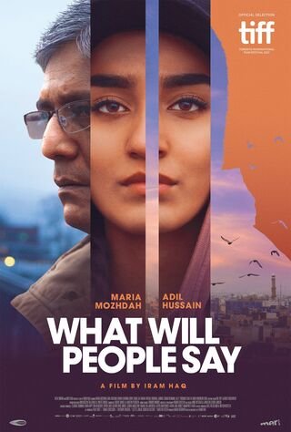 What Will People Say (2018) Main Poster