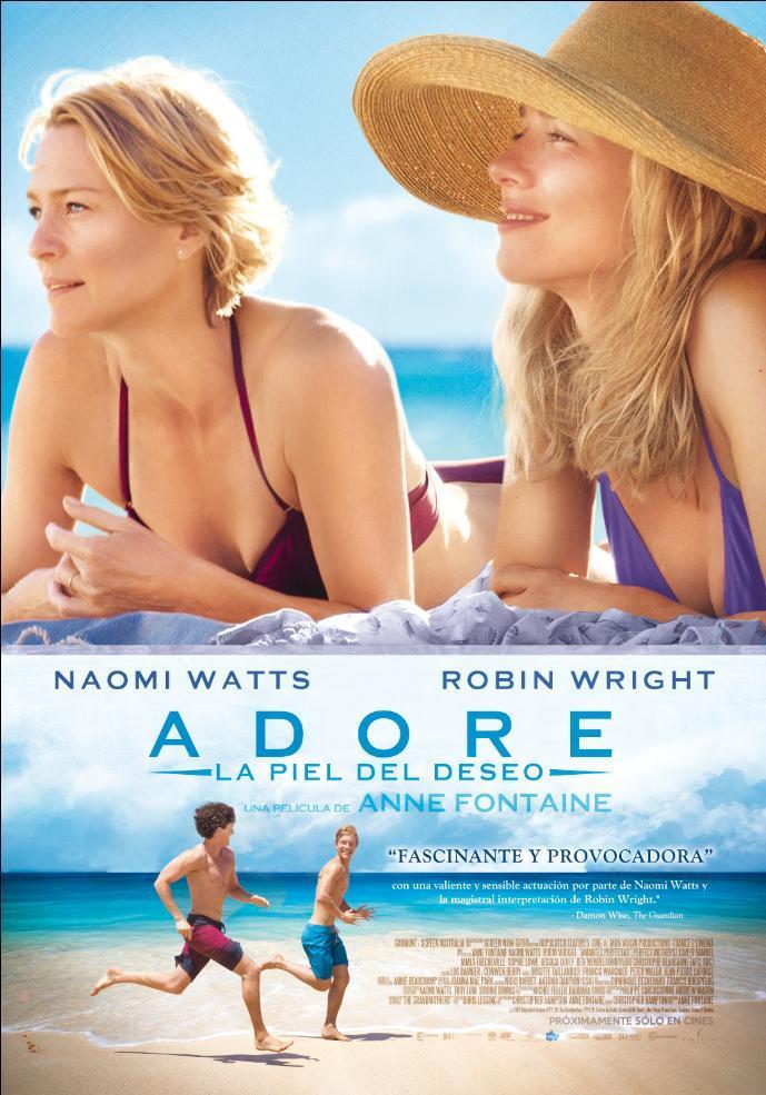 Adore (2013) Main Poster