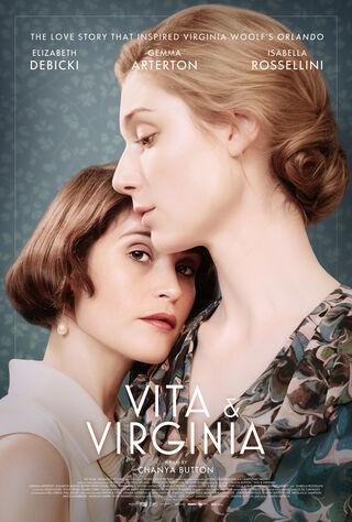 Vita & Virginia (2019) Main Poster