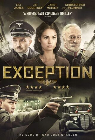 The Exception (2017) Main Poster
