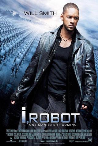 I, Robot (2004) Main Poster