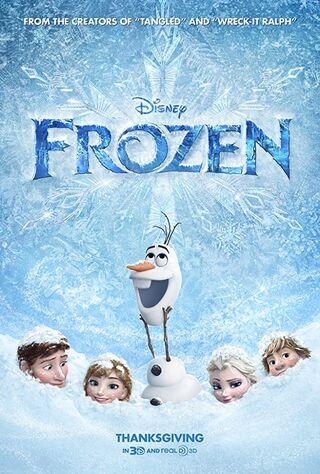 Frozen (2013) Main Poster