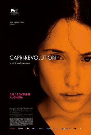 Capri-Revolution (2018) Main Poster