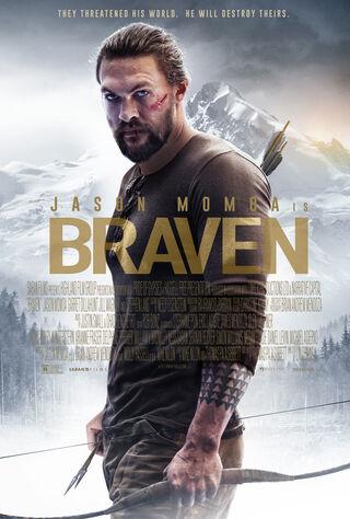 Braven (2018) Main Poster