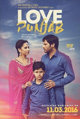 Love Punjab (2016) Main Poster