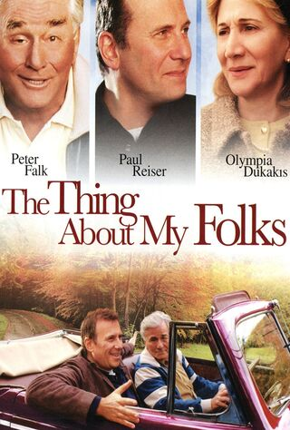 The Thing About My Folks (2005) Main Poster