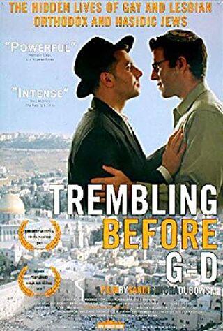 Trembling Before G-d (2001) Main Poster