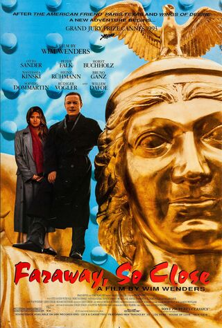 Faraway, So Close! (1993) Main Poster