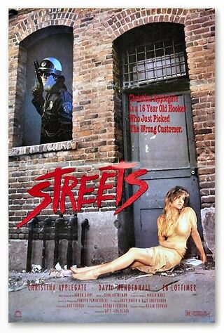 Streets (1990) Main Poster