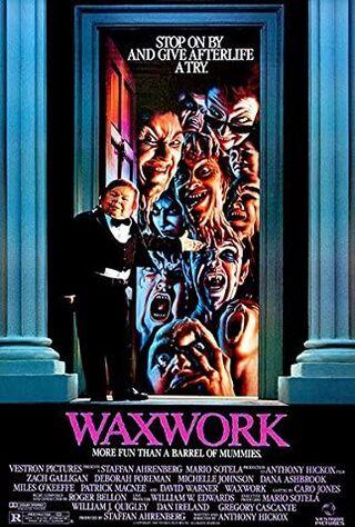 Waxwork (1988) Main Poster