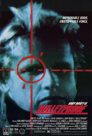 Bulletproof (1987) Main Poster
