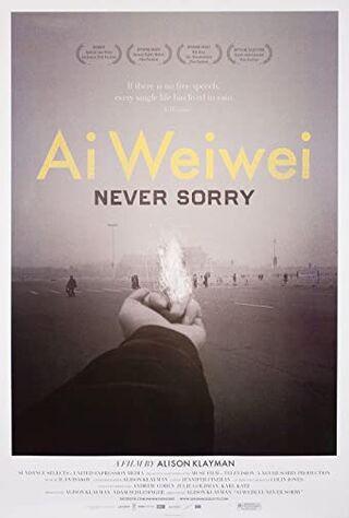 Ai Weiwei: Never Sorry (2012) Main Poster