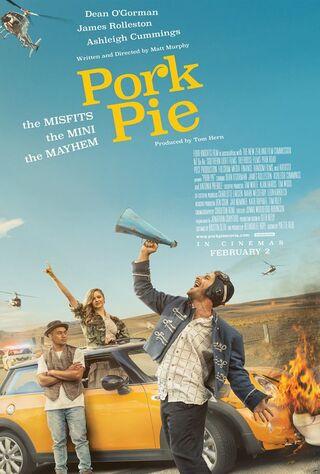 Pork Pie (2020) Main Poster