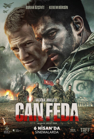 Can Feda (2018) Main Poster