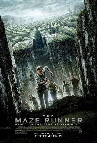 The Maze Runner (2014) Main Poster