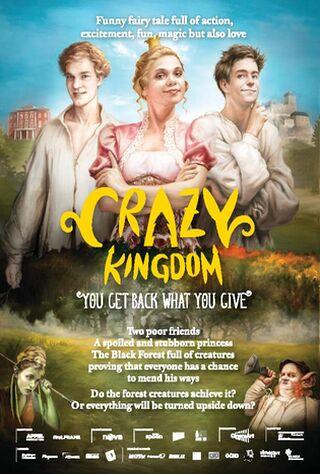 Crazy Kingdom (2016) Main Poster