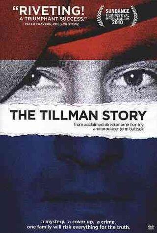 The Tillman Story (2010) Main Poster