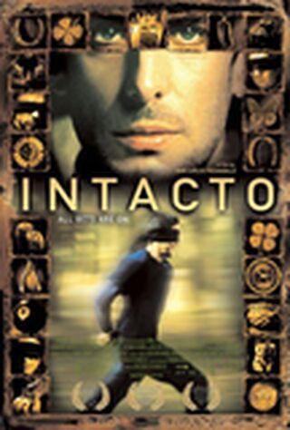 Intacto (2001) Main Poster