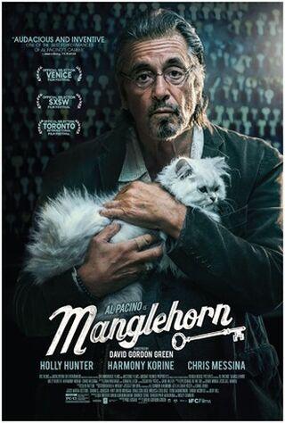 Manglehorn (2015) Main Poster