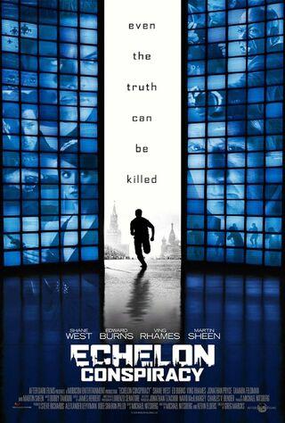 Echelon Conspiracy (2009) Main Poster