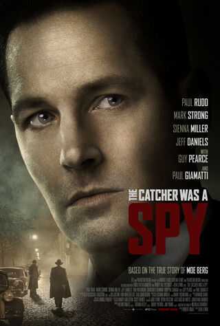 The Catcher Was A Spy (2018) Main Poster