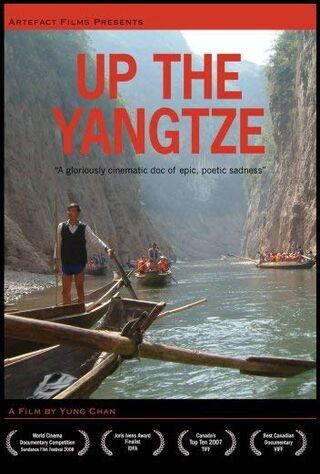 Up The Yangtze (2008) Main Poster