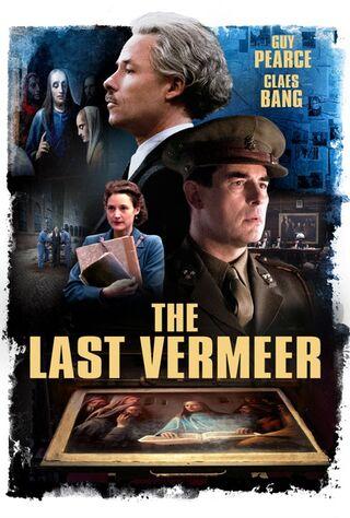 The Last Vermeer (2020) Main Poster