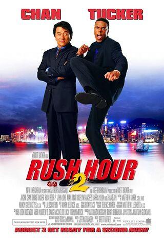 Rush Hour 2 (2001) Main Poster