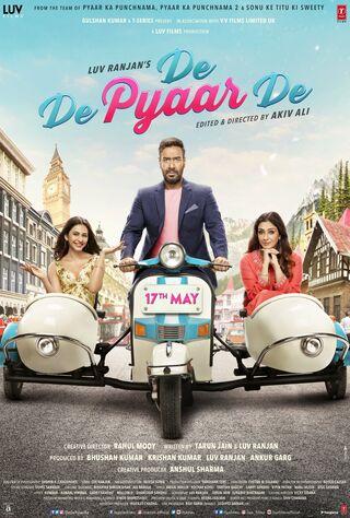 De De Pyaar De (2019) Main Poster