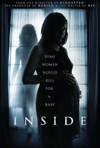 Inside (2018) Main Poster