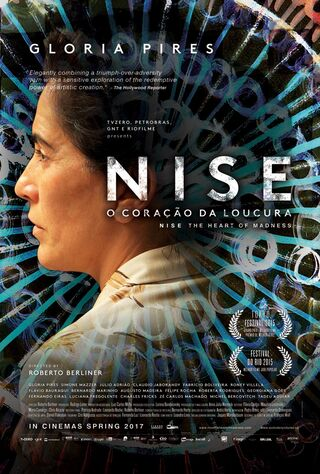 Nise: The Heart Of Madness (2017) Main Poster