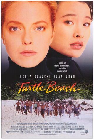 Turtle Beach (1992) Main Poster