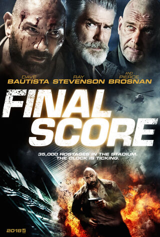Final Score (2018) Main Poster