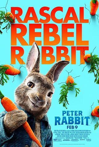 Peter Rabbit (2018) Main Poster
