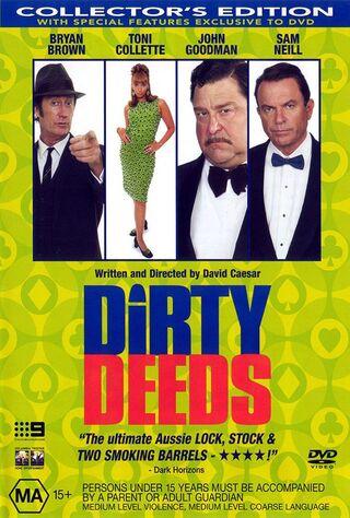 Dirty Deeds (2002) Main Poster