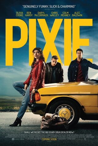 Pixie (2021) Main Poster