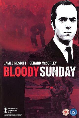 Bloody Sunday (2002) Main Poster