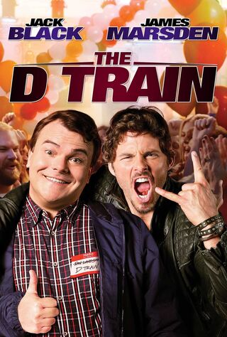 The D Train (2015) Main Poster